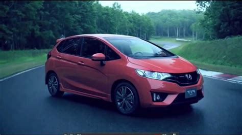 New 2015 Honda Fit Rs (us Preview) Youtube