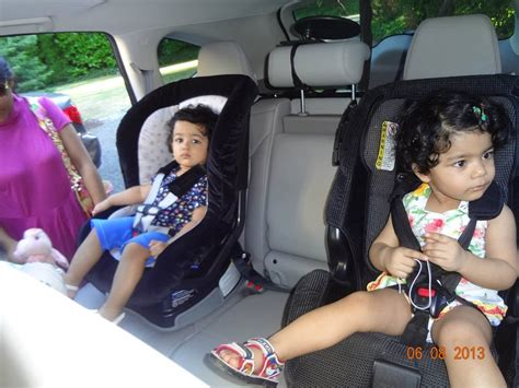 Kids Safety Seats On Cars In India