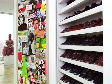 shoe organizer for closet shoe shelves for closets hgtv