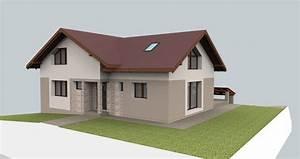 Navrhy fasad na rodinne domy