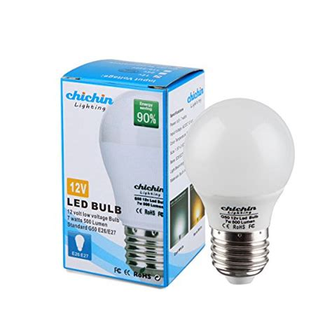 chichinlighting low voltage led light bulbs 12v 7w ac dc