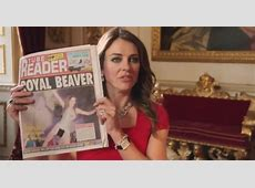 New TV series The Royals starring Liz Hurley as the Queen