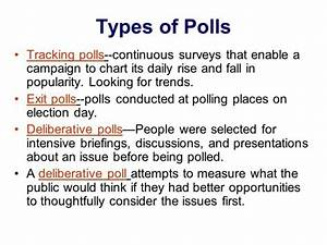 Different Types of Online Poll - Online polls are ...