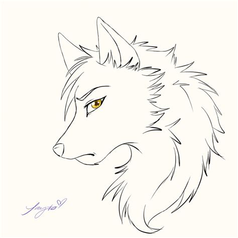 Best Cartoon Wolf Drawings Ideas And Images On Bing Find What