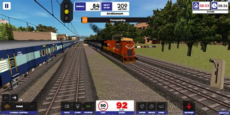 simulator train indian apk android