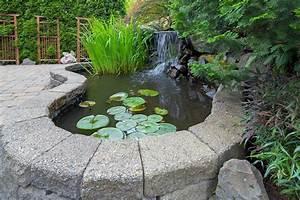Gartenteich Mit Wasserfall : ein gartenteich wasserfall so bereichern sie ihre oase heimhelden ~ A.2002-acura-tl-radio.info Haus und Dekorationen