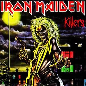 album artwork iron maiden