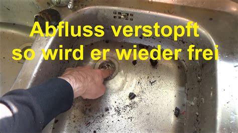 waschbecken abfluss verstopft hier gibts schnelle und einfach hilfe