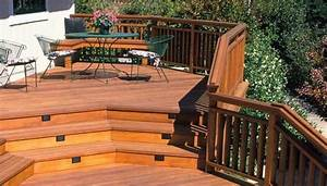 Composite Deck Bench Designs 100s Of Deck Railing Ideas And Designs