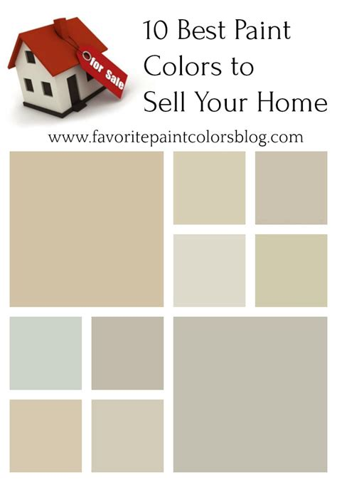 paint colors for selling your home best paint colors to sell your home favorite paint
