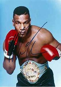 Famous Sports Stars  Mike Tyson