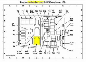 2000 Mercury Mystique Fuse Box Diagram