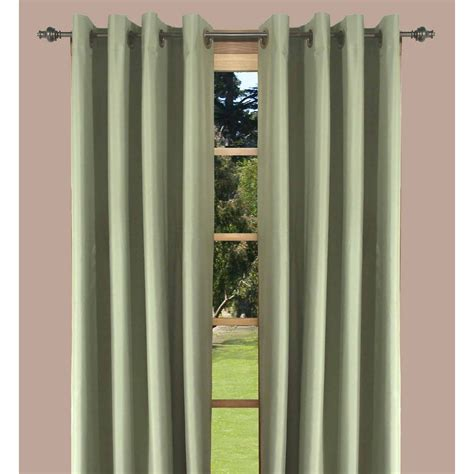 insulated curtain with foam back get climate from