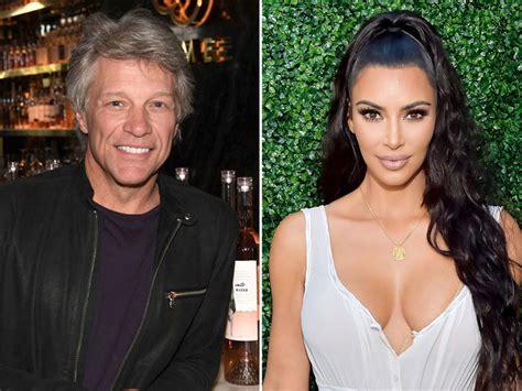 Jon Bon Jovi Dragged Kim Kardashian For How She Got Famous