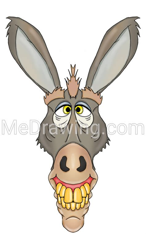 pin donkey cartoons pictures  pinterest