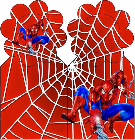 spiderman  party printables  images fiesta de