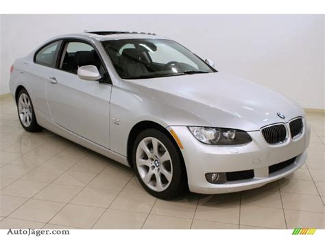 2010 Bmw 328i Coupe by 2010 Bmw 3 Series 328i Xdrive Coupe In Titanium Silver