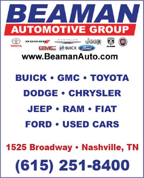 find bbb accredited  car dealerships  nashville tn