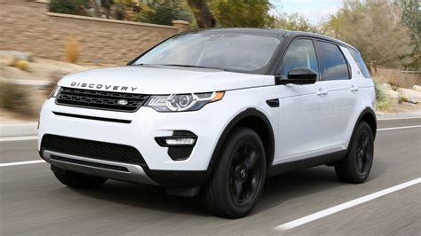 land rover discovery sport hse luxury black design