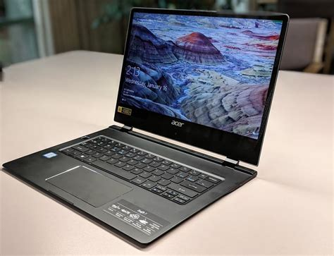 acer swift   review  spectacularly thin