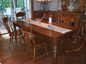 Table A Manger Vintage : set de salle a manger antique ~ Teatrodelosmanantiales.com Idées de Décoration