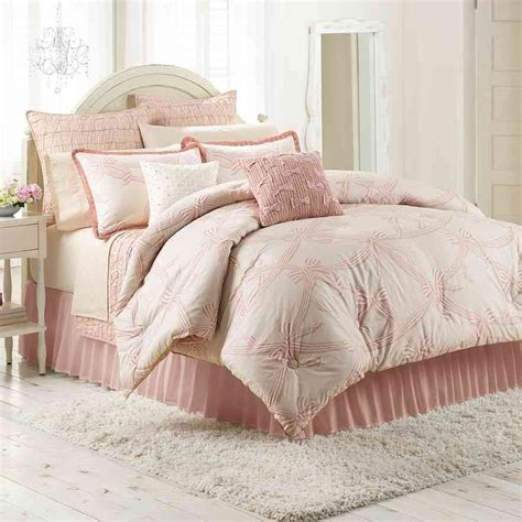 lc lauren conrad  kohls soiree bedding set