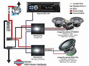 Panasonic Car Stereo Diagram