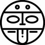 Aztec Azteca Svg Gratis Icon Flaticon Icono