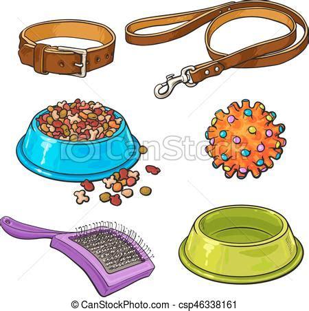 pet cat accessories bowl collar leash rubber