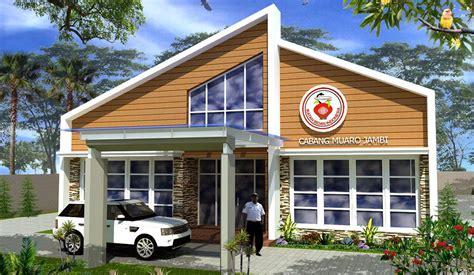 gedung serbaguna ikatan bidan indonesia multidesain arsitek