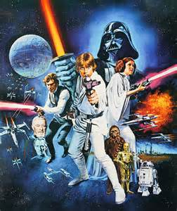 Star Wars Style C Poster