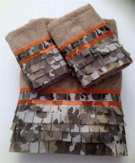 1000 ideas about orange bath towels on pinterest camo