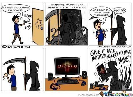 Diablo 3 Memes - just diablo 3 by bsit3swu meme center