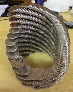Amazing art from coins - Cut or Copy