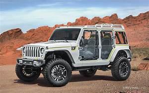 Unveiled: 2017 Jeep Concept Vehicles | DrivingLine