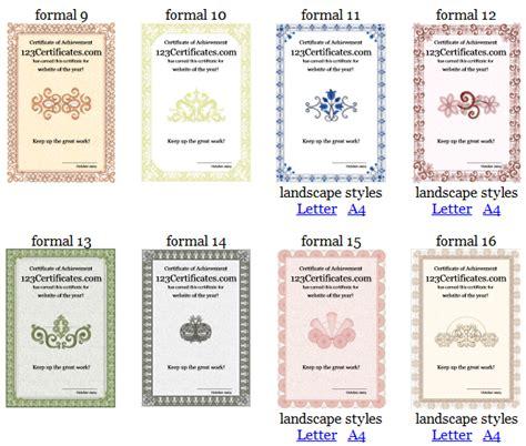 10 sitios con excelentes diplomas para imprimir gratis