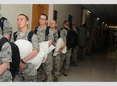 Basic Training Waking Up and Going to Sleep Militarycom