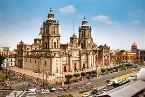 Mexico City Departures