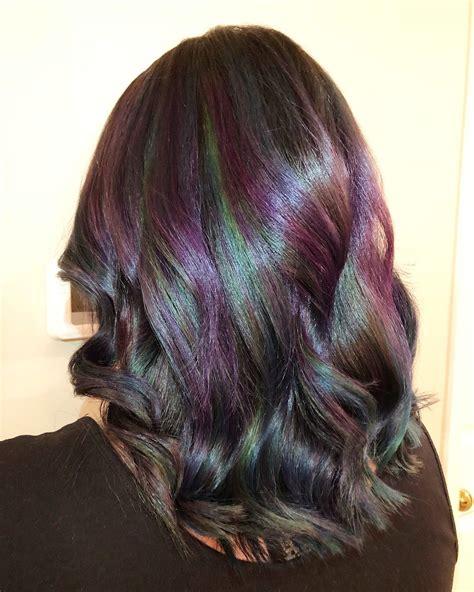 gummy bear unicorn hair mermaid hair joico kelly green