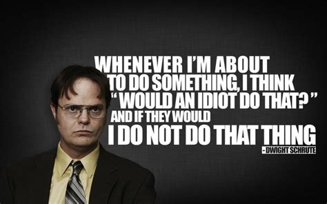 Dwight Schrute Meme - wise words from dwight schrute meme guy