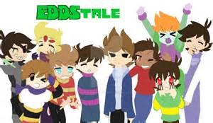 Anime Eddsworld Characters