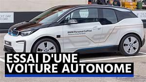Bmw La Teste : on a test la voiture autonome de bmw youtube ~ Mglfilm.com Idées de Décoration