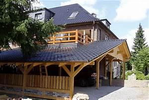 Carport Holz Selber Bauen : pultdach carport auf carport ~ Whattoseeinmadrid.com Haus und Dekorationen