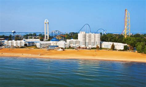 save   cedar point hotel breakers sandusky