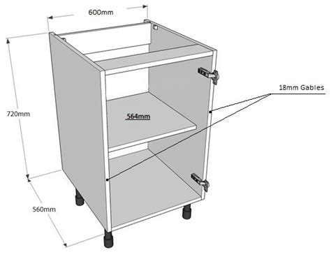 kitchen cabinet carcass material cabinet carcass thickness cabinets matttroy