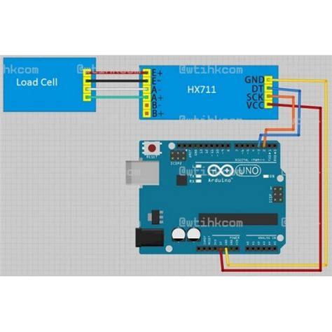 hx711 load cell lifier module for mcu avr arduino ebay