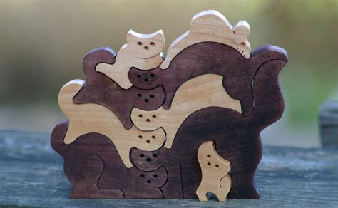 Scroll Saw Dog Puzzle Patterns Plans Diy Free Download