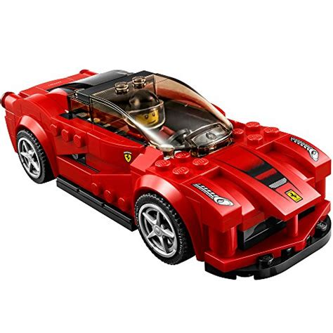 F14 t & scuderia ferrari truck and it was officially premiered in march 2015. LEGO Speed Champions 75899 - La Ferrari