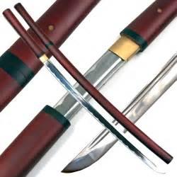 Full Tang Handmade Japanese Shirasaya Samurai Katana Sharp Blade Sword