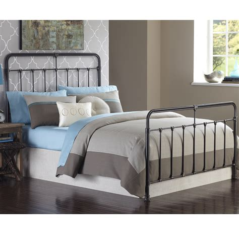 Fashion Bed Group Fairfield Metal Bed B11064
